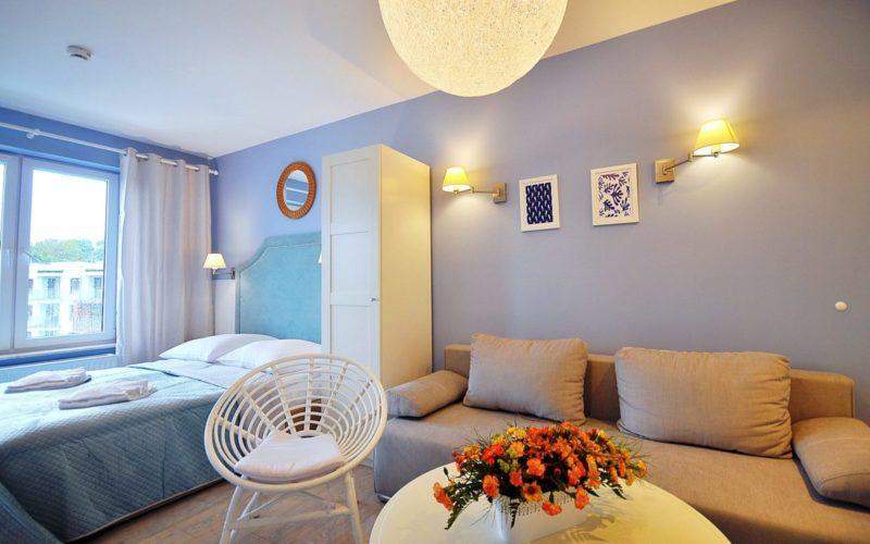 Apartament E405 Polanki Park-5