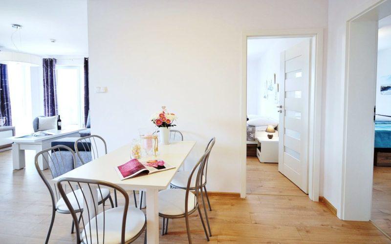 Apartament E406 Polanki Park-6
