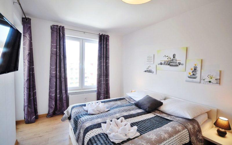 Apartament E406 Polanki Park-8