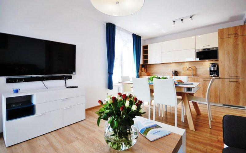 Apartament E408 Polanki Park-2