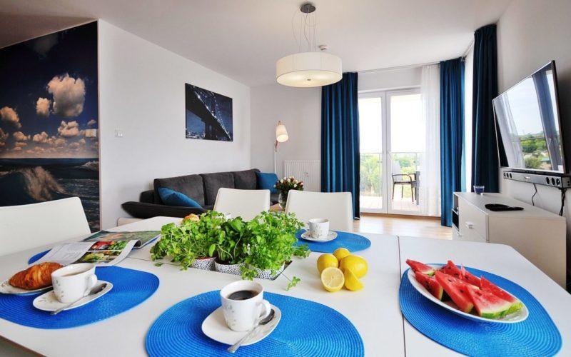 Apartament E408 Polanki Park-3