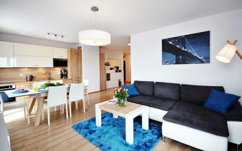 Apartament E408 Polanki Park