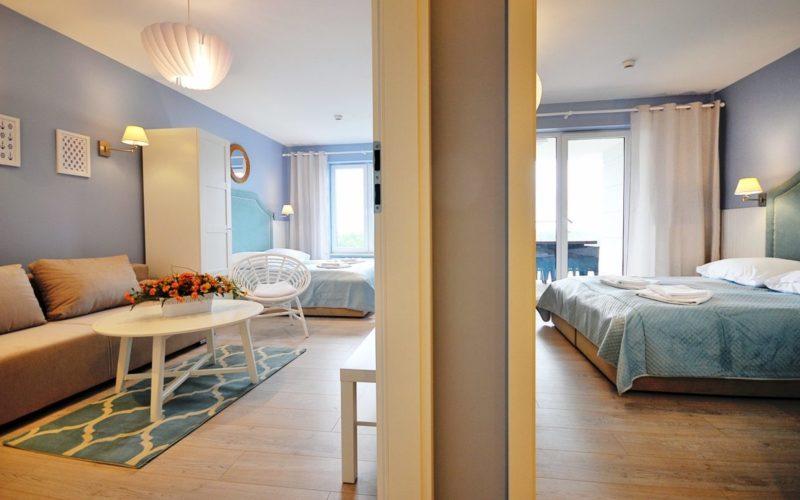 Apartament E409 Polanki Park-3