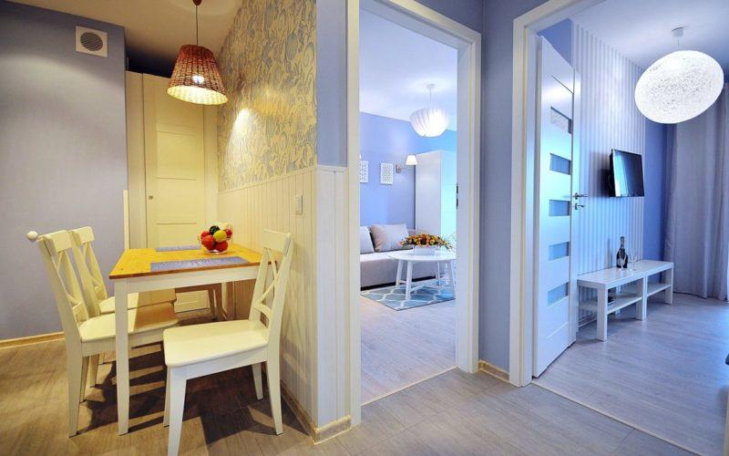 Apartament E409 Polanki Park-6