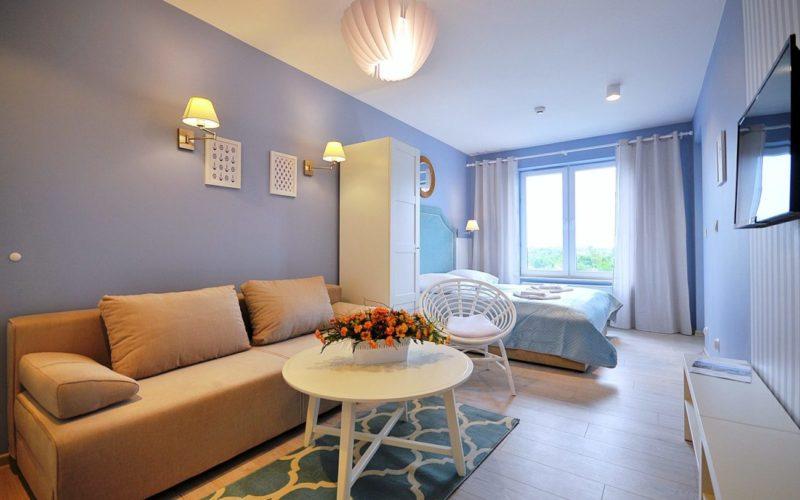 Apartament E409 Polanki Park