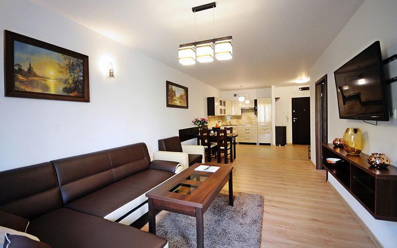 Apartament F105 Polanki