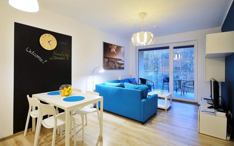 Apartament F106 Polanki