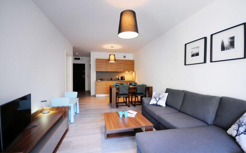 Apartament F204 Polanki