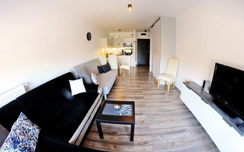 Apartament F410 Polanki