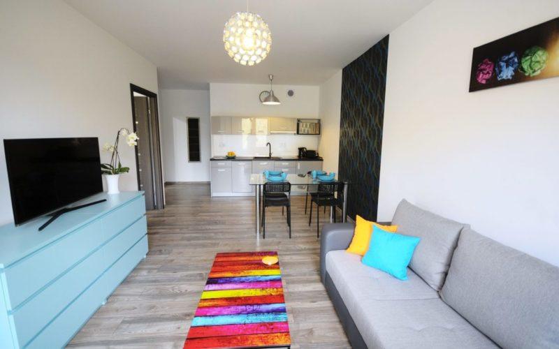 Apartament G107 Polanki